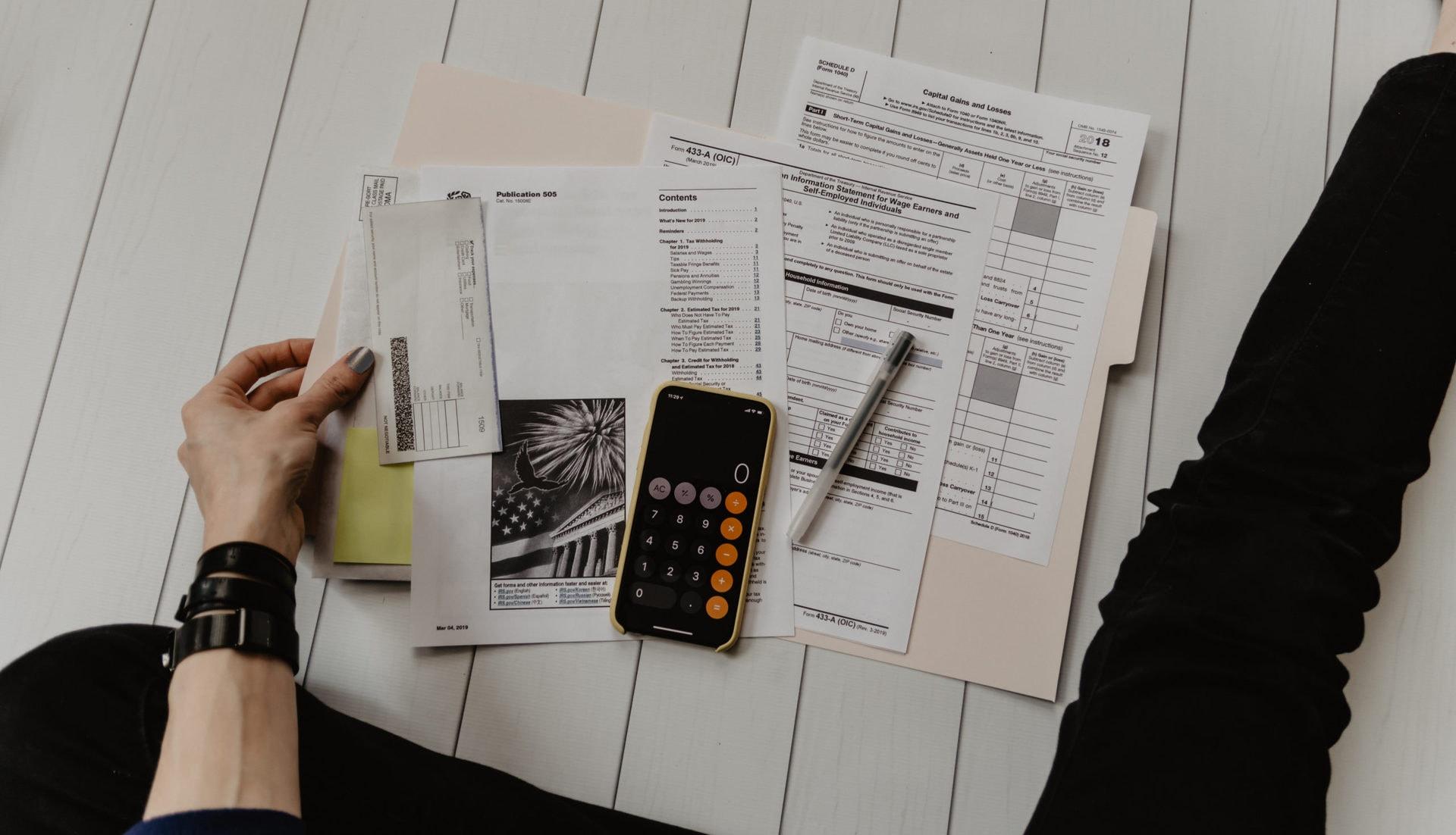 kelly sikkema xoU52jUVUXA unsplash scaled Tax Investigation Support